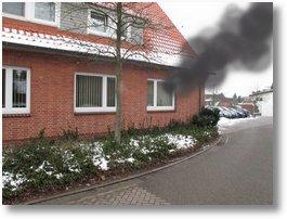 Lage Rauchentrwicklung Rathaus k
